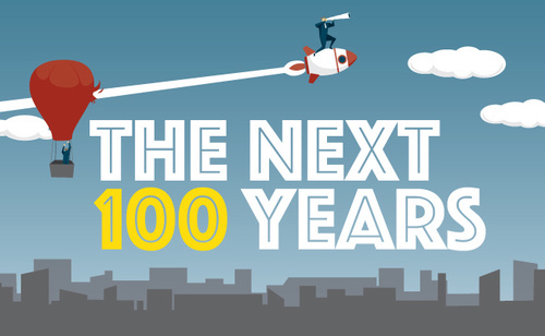 The Next 100 Years >> The Next 100 Years 邱遊寡段